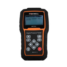 Foxwell DPT701 Petrol Diesel Oil Fuel Pressure Tester Automotriz Professional Diagnostic Scanner Automotive Engine Compression