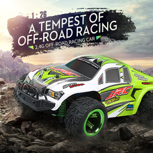 Buy 30KM/H Original JJRC Q35 1:26 4WD RC Car RC Buggy Monster Truck Off-road RC Vehicle Car RTR Beginner Vehicle Toy for $55.99 in AliExpress store