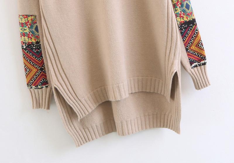 Swaggy HTB1MRQprlUSMeJjy1zjq6A0dXXaP Langer Jumper Vintage Pullover