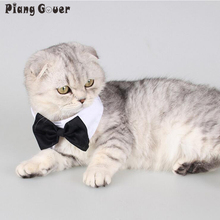 Hot Sales Pet Supplies Red Colors Cats Dog Tie Wedding Accessories Dogs Bowtie Collar Holiday Decoration Christmas Grooming(China)