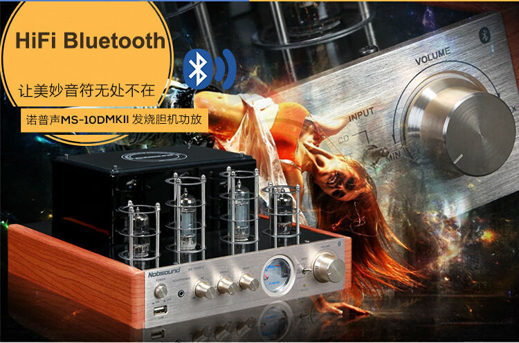 2015 NEW Upgraded Version Ms-10d Bluetooth Tube Amplifier Top Selling Amplifier, Support Usb Music, Excellent Sound Experience<br><br>Aliexpress