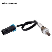 MALUOKASA O2 Oxygen Sensor 4 Wire For Buick Allure Chevy Cavalier Safari GMC Olds Pontia Grand Saturn Ion 0258005657 SG326 2002(China)