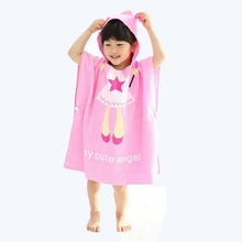 Buy Fashion Boys Girls Bathing Towel Kids Hooded Bathrobe Serviette Bain Baby Newborn Animal Towel Blanket Toddler Soft Blankets for $10.22 in AliExpress store