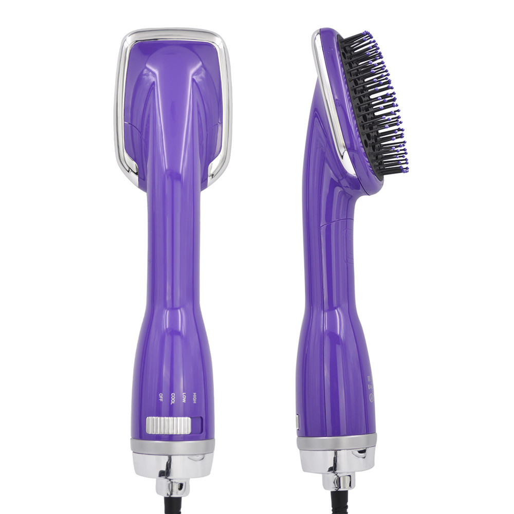 2017 New Style Electric Straight Hair Straightener Comb Hair Brush Straightening Irons Hairdressing Tools Flat Iron SM - 6656<br>