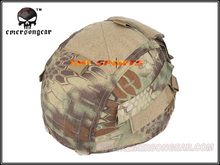 MICH Helmet Cover For Gen2 MICH 2002 With Tactical Accessories Pouch In Kryptek Mandrake+Free shipping(SKU12050313)(China)
