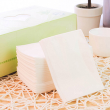Nail Art Tips Makeup Manicure Disposable Polish Remover Clean Wipes Cotton Lint Pads Paper Resurrection Towel