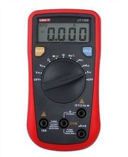 UNI-T UT136B Mini Handheld Digital Multimeter Auto Range AC/DC Voltage Current Resistance Capacitance Frequency Tester(China)