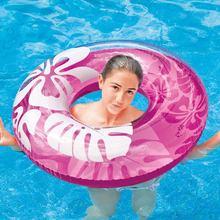 H782 Free Shipping 2016 Adult New Floating Ring Armpits Inflatable Circle Adult Thickening Swimming Ring Thickened Life Buoy