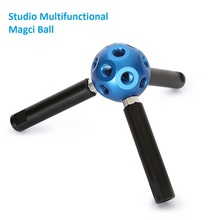 Photography Equipment Multifunctional DIY Magic Ball with 18 3/8 Hole for Studio Tripod Light Stand Bracket Connect Stick