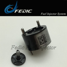 One piece best price black coating 9308Z621C 9308-621C 28239294 Common rail valve for DELPHI Fuel injector valve
