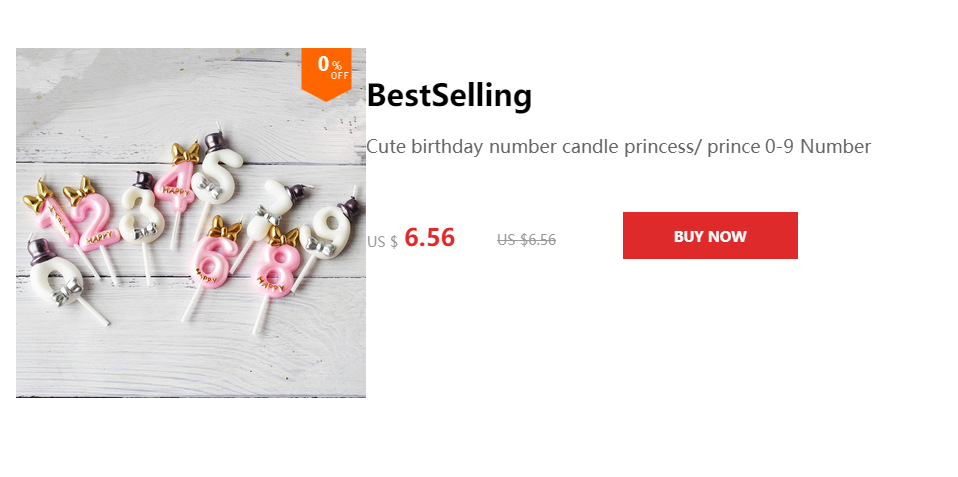 12x European Long Threaded Candles Wedding Birthday Party Smokeless Candlestick