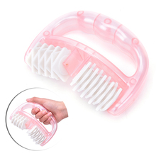 1PCS Creeper Wheel Ball Foot Hand Body Neck Head Leg Pain Relief Handheld Full Body Anti Cellulite Massage Cell Roller Massager(China)
