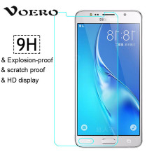 Buy 0.28mm 9H Tempered Glass Samsung Galaxy J3 J5 J7 2017 2016 2015 J310 J510 J710 Screen Protector Film 2.5D Tempered Glass for $1.47 in AliExpress store