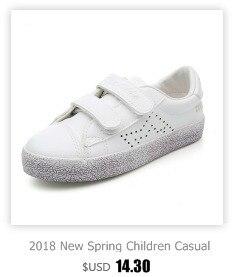Enfants chaussures pour fille enfants toile chaussures garçons 4