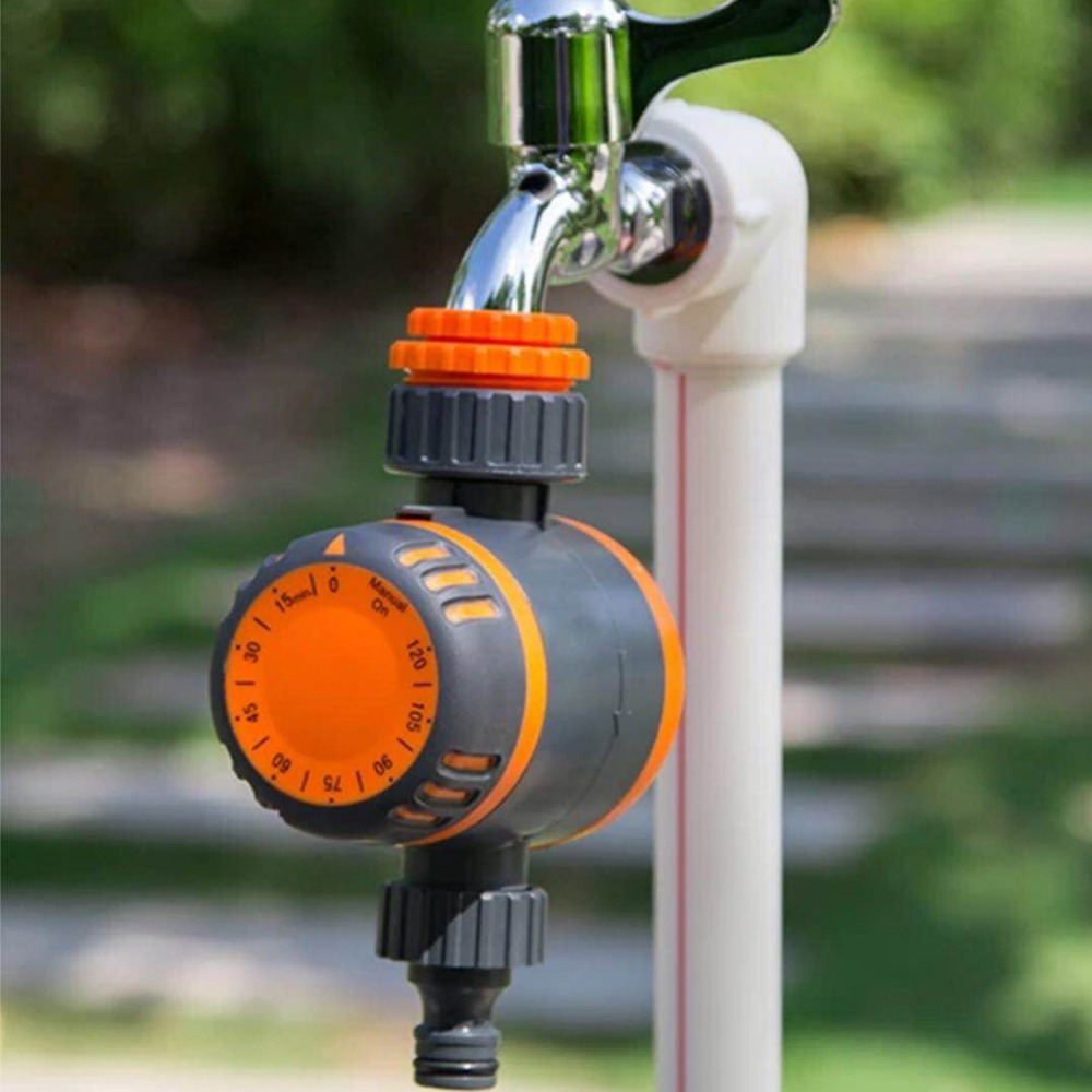 Mechanical-Irrigation-Timer Faucet-Timer Watering-Controller Greenhouse title=