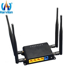Universal 4 LAN 1 WAN RJ45 Port Wireless router support 4G LTE 3G 2G SIM card slot