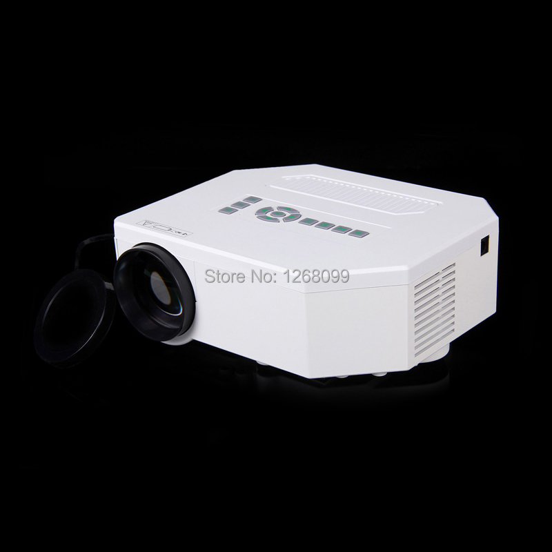 AH 90 LED Mini Projector Mini Home Projector With The Computer VGA HDMI AV USB SD input Connections Free Shipping<br><br>Aliexpress