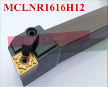 MCLNR1616H12 CNC Turning Lathe Machine Tools Lathe Cutting Tools 95 degrees External Turning Tool Holder 16*16*100MM