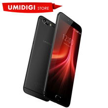 UMIDIGI Z1 Pro MT6757 Android Cell Phone 4G 6GB RAM 64GB ROM Red Black Slim Global Version Mobile Phone