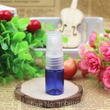 Blue Plastic Spray Bottle, 5ML 5CC Empty Cosmetics Atomizer, Medical Spray Bottles, Make-up Water Bottles,100pcs/Lot