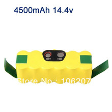 4500mAh 14.4V Battery for iRobot Roomba R3 510 530 540 550 560 570 580 610 620 630 650 562 650 660 760  700  Vacuum Cleaner