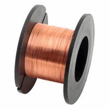 QA-1-155 0.33mm 100m Red Magnet Wire Enameled Copper wire Magnetic Coil Winding(China)