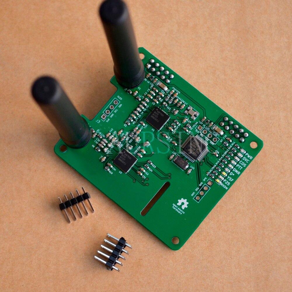 Duplex Hotspot Module OLED Antenna Case P25 DMR D-Star für MMDVM Raspberry Pi DE