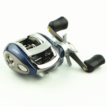 baitcasting reel fishing reels molinetes para pesca high technology Left/Right spinning Magnetic brake system fishing wheel