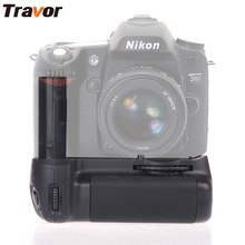 Professional Battery Power Grip Camera Handle Grip fit for NIKON D80/D90 Battery Grip as MB-D80 Camera Replacement