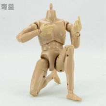 "12"" HeadPlay Narrow Shoulder 1:6 Scale Action Figure Male Body Toys Removable Human Nude Muscular Body YYY9063"
