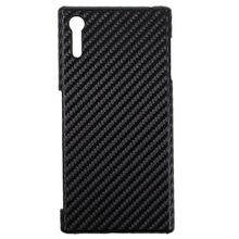 Buy Dulcii Sony Xperia XZ Hard Cases Carbon Fiber PU Leather Coated Hard Case Sony Xperia XZs / XZ 5.2 inch for $3.71 in AliExpress store