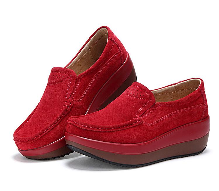HX 3213 (24) Autumn Platforms Women Shoes