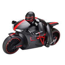 2.4G New High Speed Rc Remote Control Cars Drift Bike Led Motorcycles Off Road 2 Wheels Tumbling Stunt Racing Model