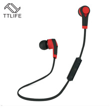 TTLIFE Original HiFi Stereo Bluetooth Earphone Sport Running Bluetooth Earbud Wireless Headphone Sweatproof Noise Cancelling