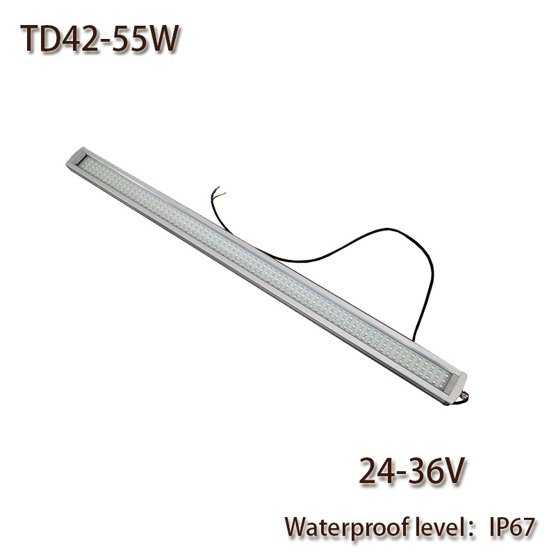 HNTD 55W DC 24V/36V TD42 LED Work Light Explosion-proof  Waterproof IP67 Led Panel Light CNC Machine Tools lighting Hot sale<br><br>Aliexpress