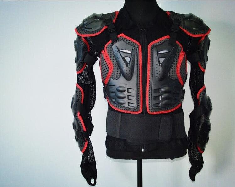 Kinder Sport Körperpanzerung Schützend Jacke Mit Rücken Protektor Gr M