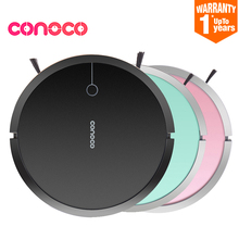 New Smart Robot Vacuum Cleaner 2000PA Large suction for Home Sweeping Dust Sterilize Auto Charging Planned mop Filter CONOCO(China)