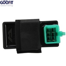 GOOFIT 5 Pins CDI BOX Unit for Chinese Made 50c 70c 90cc 110cc 125cc Dirt Bike ATV Go-kart Chopper Pocket Bike H048-048(China)