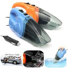 FSTONG Car Vacuum Cleaner Wet & Dry Amphibious Machines Cleaner for Car Low Noise Super Absorb Wast Hand Vacuum Cleaner CV006