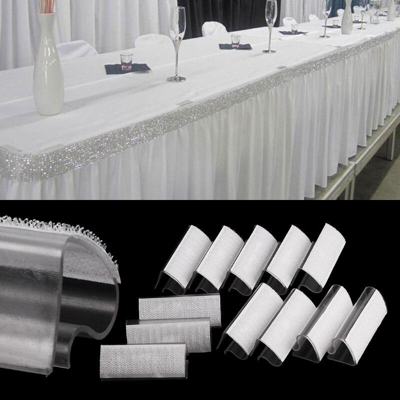 Tablecloth Clips Leaf Design Decorative Stainless Steel Tablecloth Clips Table Cover Clamps,Table Cloth Holders 4pcs
