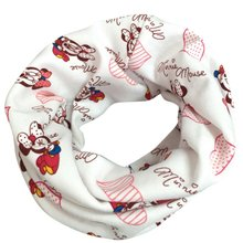 Fashion Summer Baby Scarf Children Kids Girls Boys Scarves Cotton Collar Neck Scarf