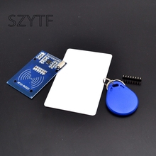 RFID RC522 Module Card Read Antenna RF Reader IC Card Proximity Sensor FZ0565(China)
