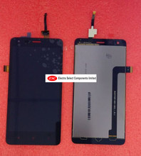 LCD Display + Touch Digitizer Screen glass   FOR Xiaomi Red Rice Redmi2 redmi 2 HongMi 2 free shipping