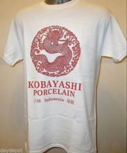 FL&AEVVE Kobayashi Porcelain Indonesia The Usual Suspects Inspired Film T Shirt New 120 men's t-shirt(China)