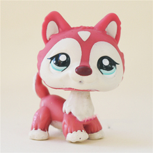 Classic Red Littest Pet for Kids Toy Doll Lps Shop Birthday Holiday(China)