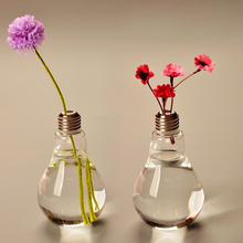 Free Shipping hanging glass light bubble round pots flower vases terrarium wedding decorations 013