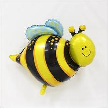 65*80cm Bee Foil Balloon Party Decoration Balloons(China)