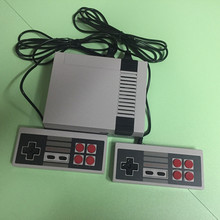 Retro Mini TV Handheld Game Console Video Game Console For Nes Games Built-in 500 Different Games PAL&NTSC dual gamepad(China)