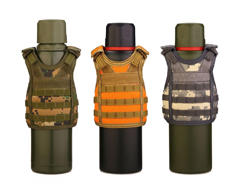 Jahutavad militaarvestid joogipudelitele