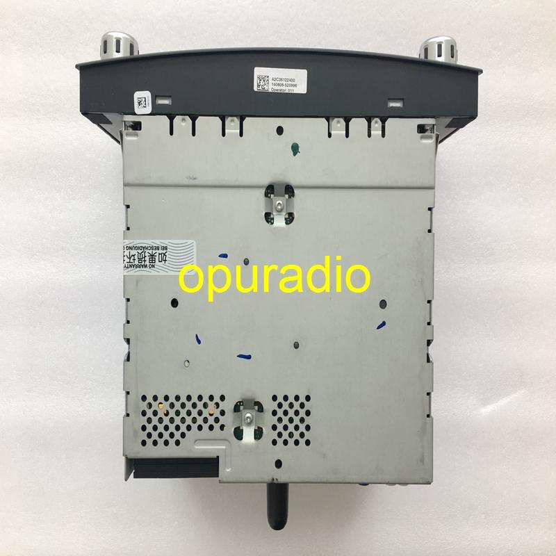 RNS510 SSD RADIO for Touareg  (6)